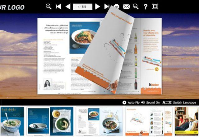 pdf to flipbook converter free